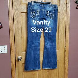 Vanity Premium Dakota Size 29 Bling